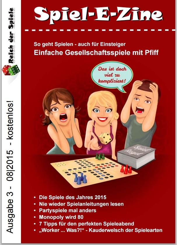 Gesellschaftsspiele