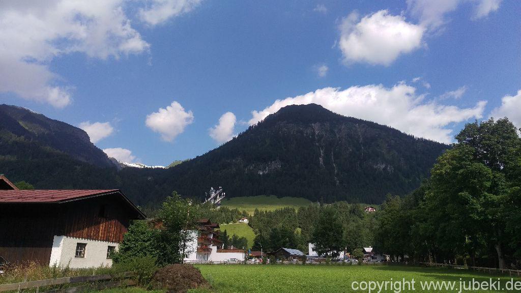 Oberstdorf Juli