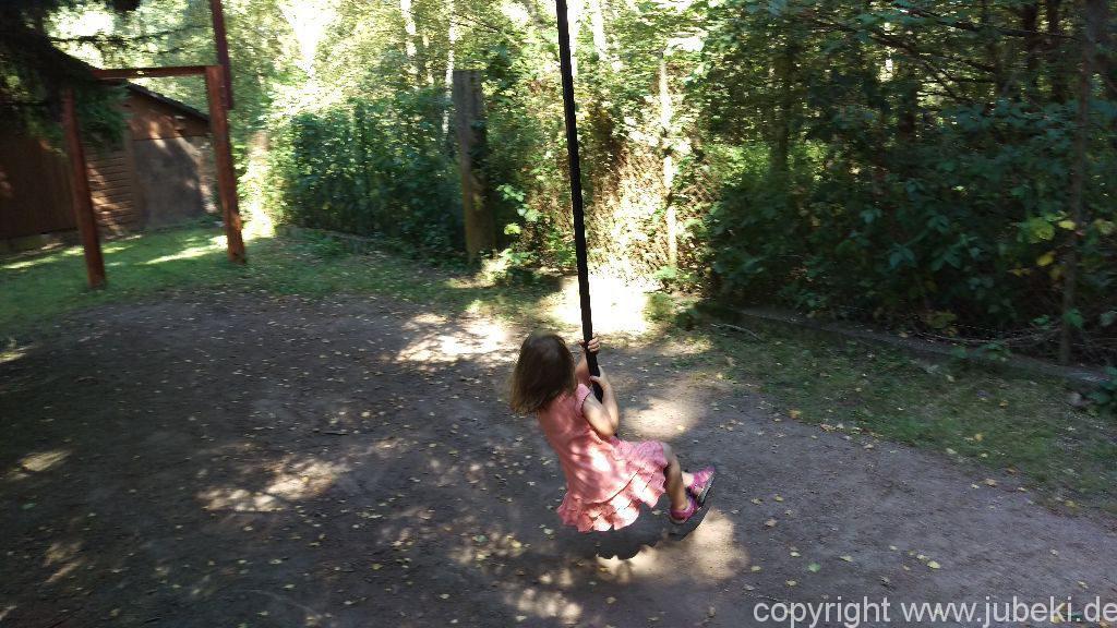 September Spielplatz