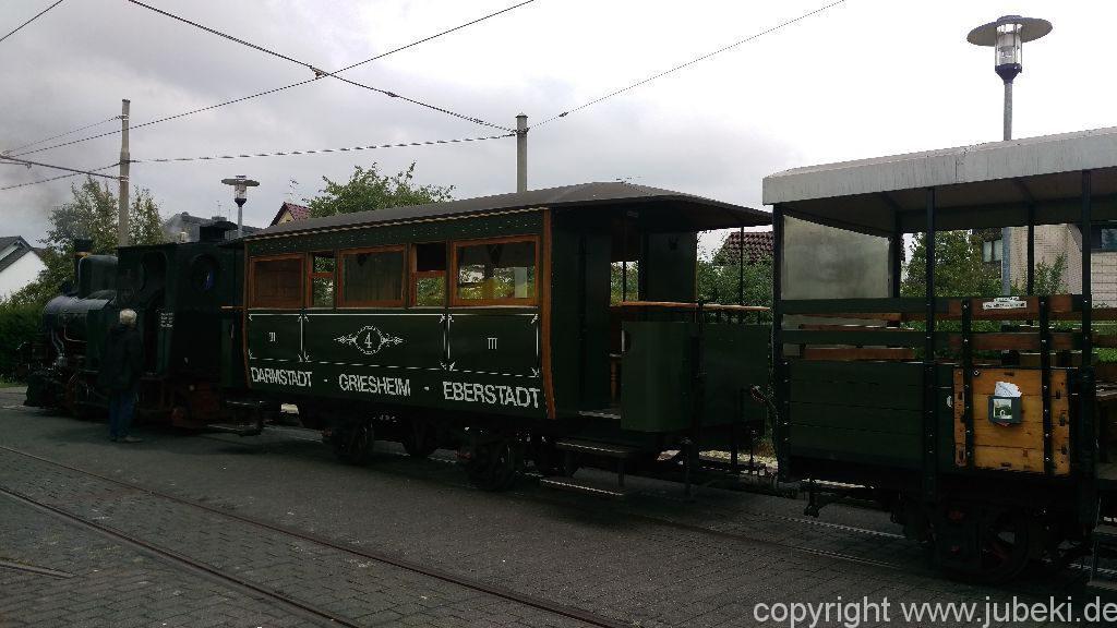Dampfstraßenbahn