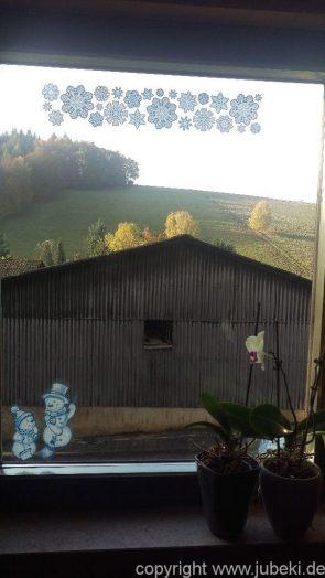 Fenster Dekoration