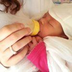 Babys erste Tage zu Hause