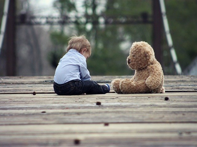 Teddybär Teddy