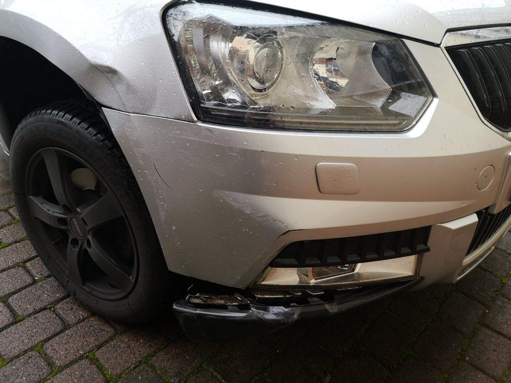Auto Schaden