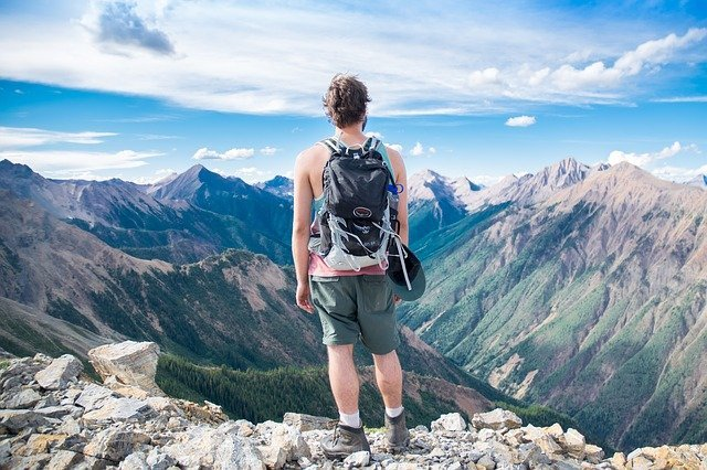 Coronakrise Reisen Berge